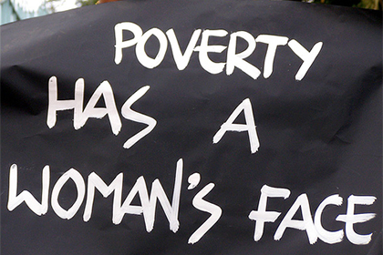 Women and Poverty in America
